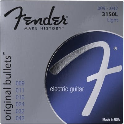 Fender Original Bullet 9 - 42 Guitar Strings