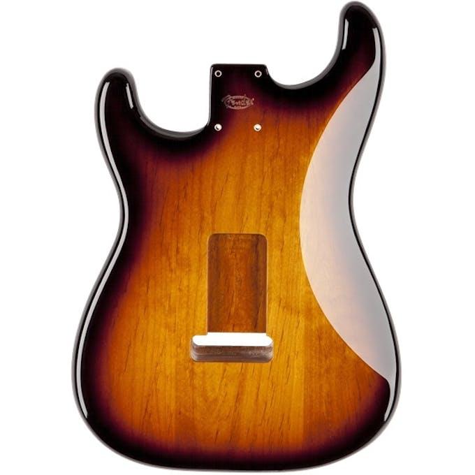 Fender Stratocaster Body with Vintage Bridge in 3-Tone Sunburst - Andertons  Music Co