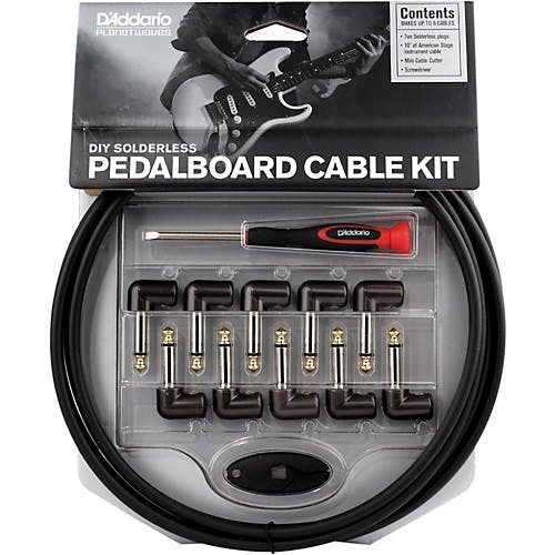 "D'Addario Pedal Board Cable Kitfor{""value"":79.00,""currency"":""GBP""}"