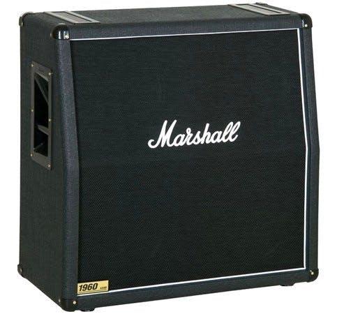 marshall 1960av 4x12 angled speaker cabinet andertons music co rh andertons co uk
