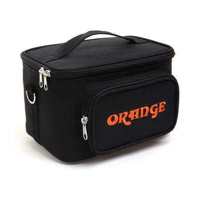 Orange Padded Bag for Micro Amps