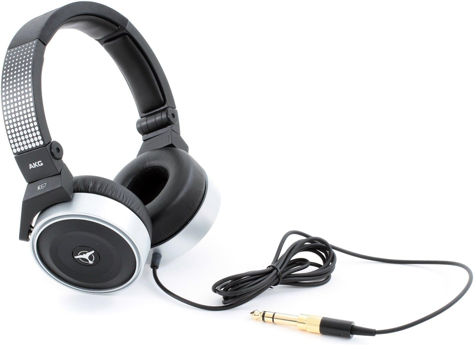 AKG K67 Tiesto DJ Headphones - Andertons Music Co