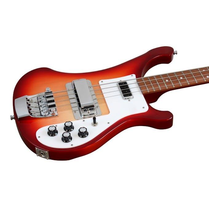 Rickenbacker 4003S Bass Guitar In Fireglo