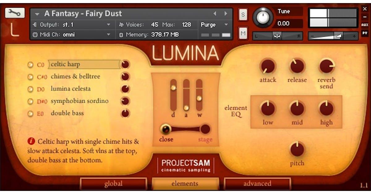 ProjectSAM Symphobia 3 Lumina Sample Synth Library - Andertons Music Co