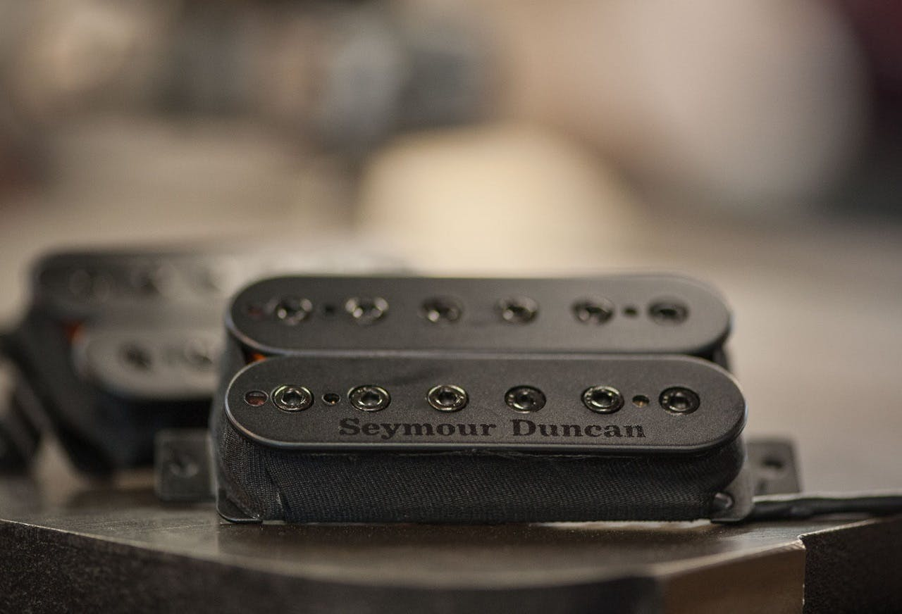 Seymour Duncan Alpha and Omega Mark Holcomb Signature Pickup Set ...