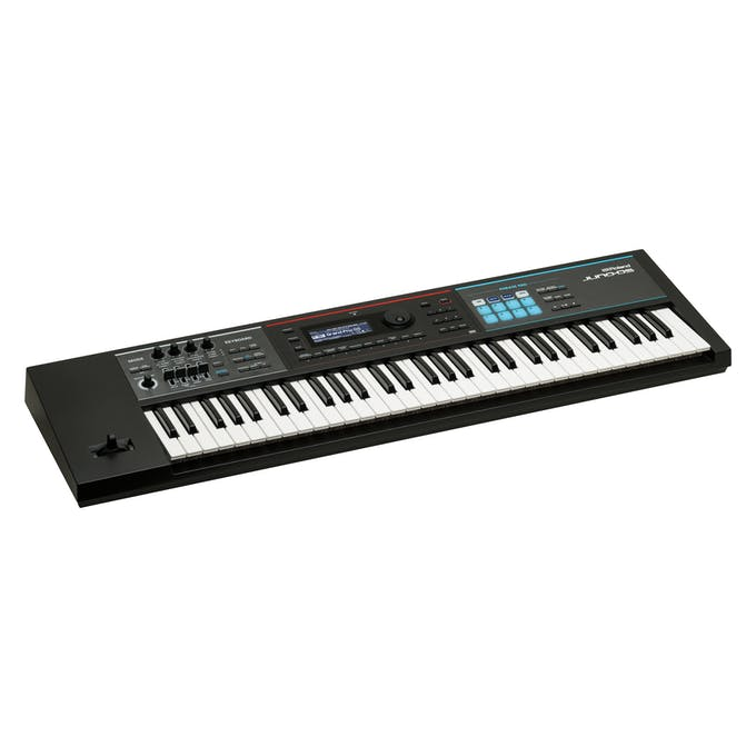 Roland Juno-DS Synth Keyboard - 61 Note Synth Action - Andertons Music Co