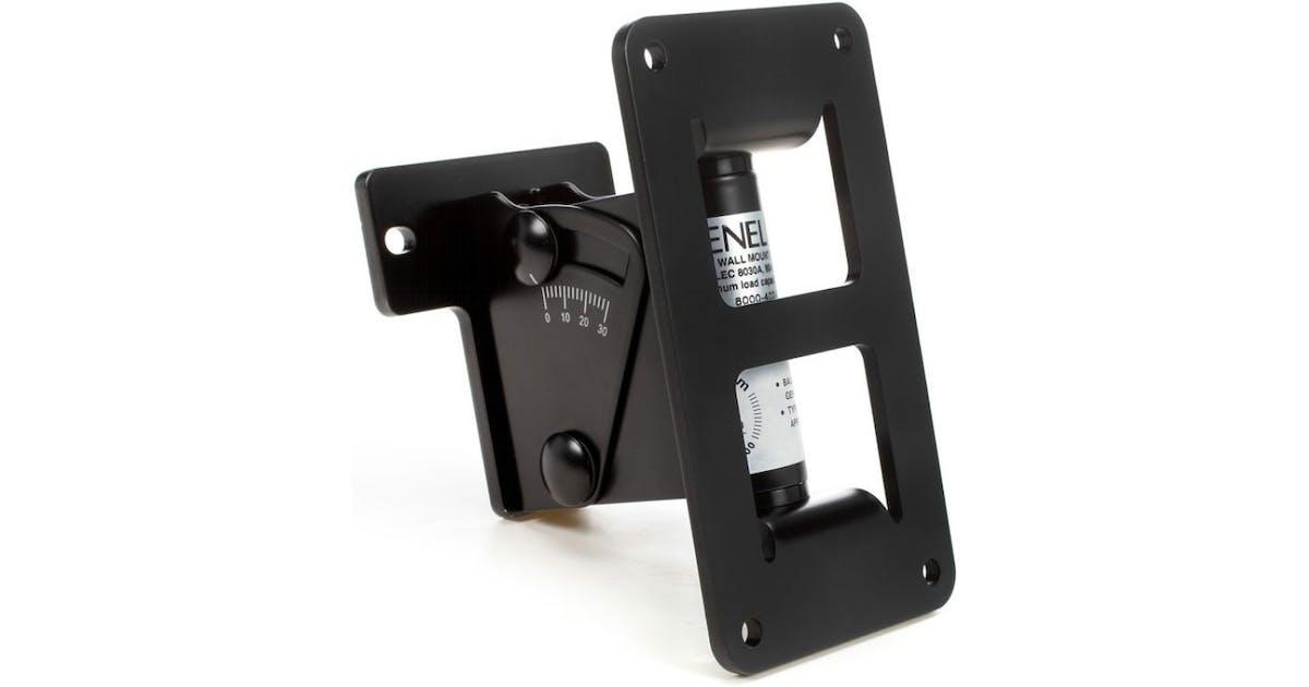 adjustable wall mount for genelec 6010 8010 8020 8030 8040 andertons music co. Black Bedroom Furniture Sets. Home Design Ideas