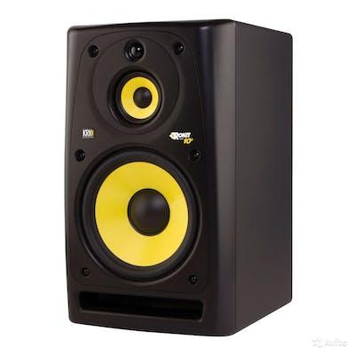 KRK Rokit RP10 G3 Tri-amped Monitor Speaker (single unit)