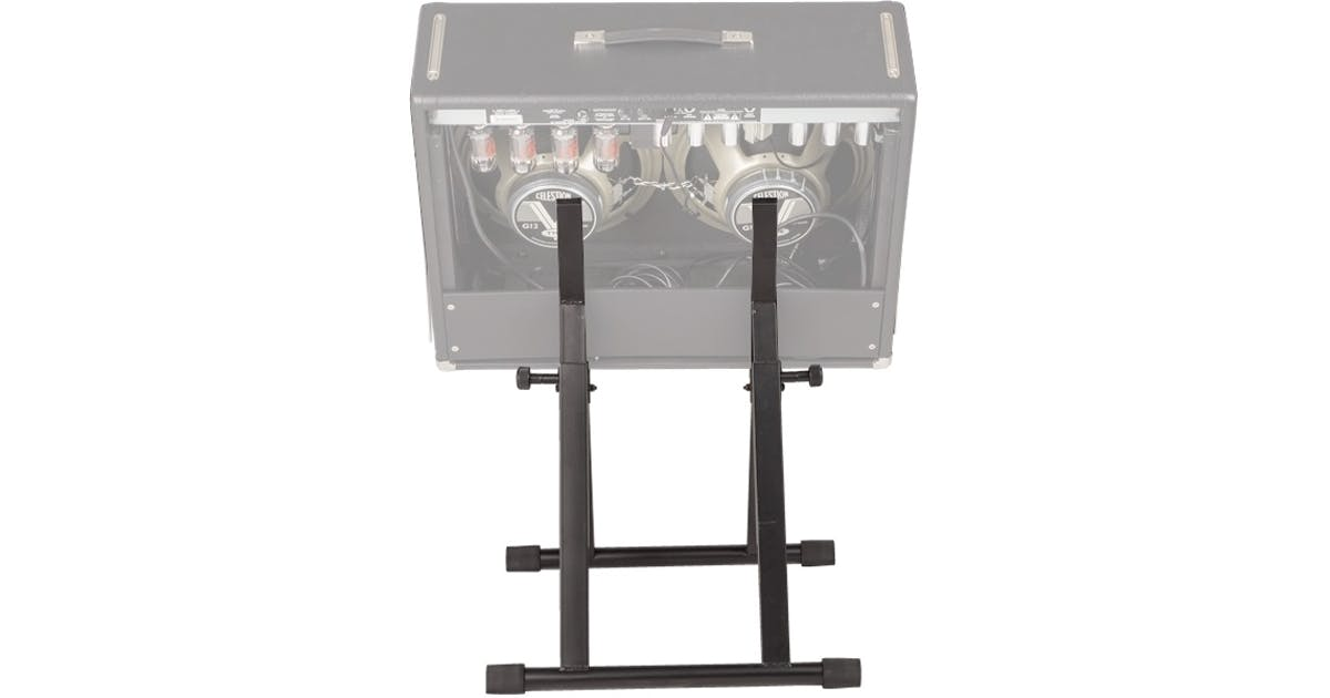 fender large amp stand andertons music co. Black Bedroom Furniture Sets. Home Design Ideas