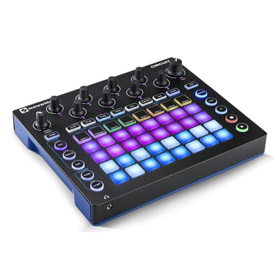 Novation Circuit Groovebox Synth