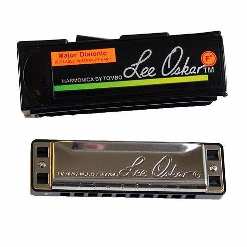 Key of E Lee Oskar Major Diatonic Harmonica