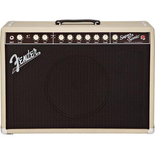 Fender Super-Sonic 22 Guitar Amp Combo in Blonde - Andertons Music Co