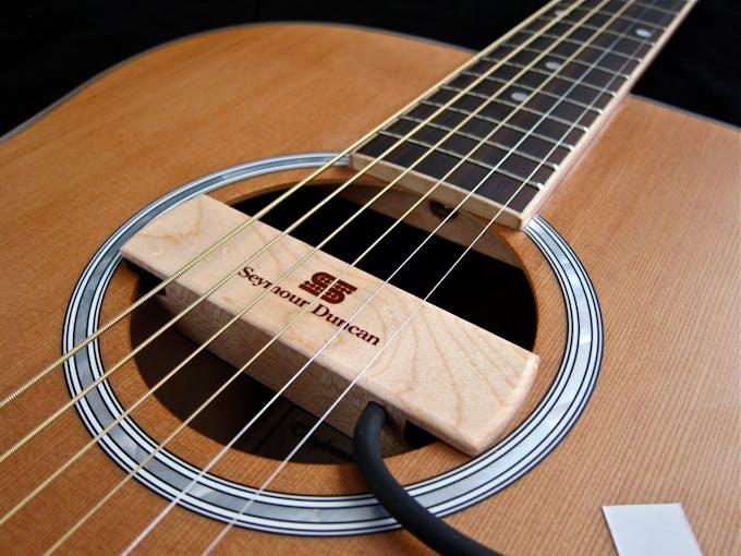 Seymour Duncan Woody Hc Acoustic Guitar Pickup Andertons Music Co