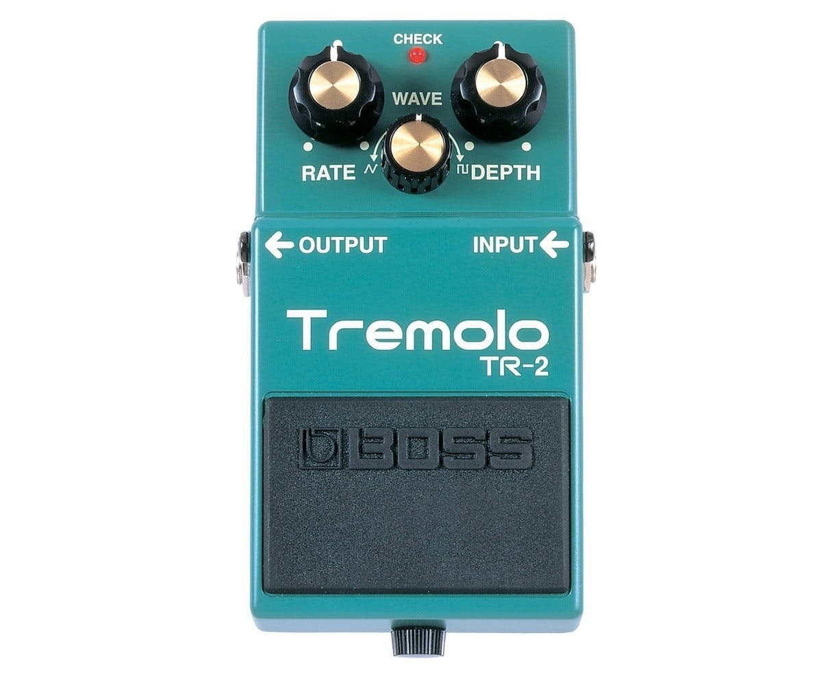 boss tr 2 tremolo compact pedal andertons music co rh andertons co uk TR2 Chair Sit On It TR2 Maroon