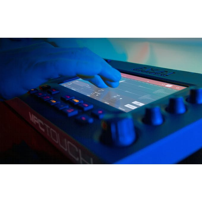 Akai MPC Touch USB Controller and Audio Interface - Andertons Music Co