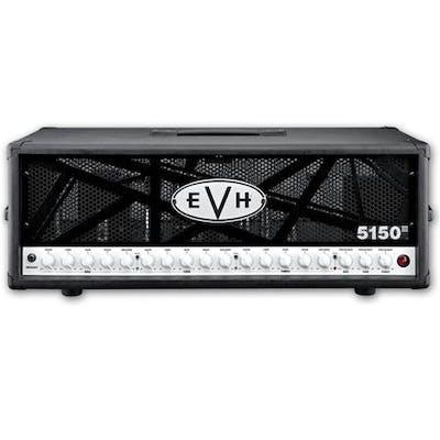 EVH 5150 III HD 100w Tube Amplifier Head Black