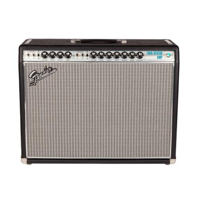 Fender 68 Custom Twin Reverb Guitar Amplifier