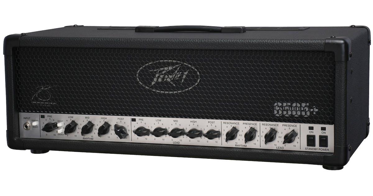 peavey 6505 plus guitar amp head andertons music co. Black Bedroom Furniture Sets. Home Design Ideas