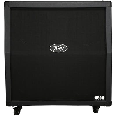 Peavey 6505 4x12 Guitar Cab with Slant Front