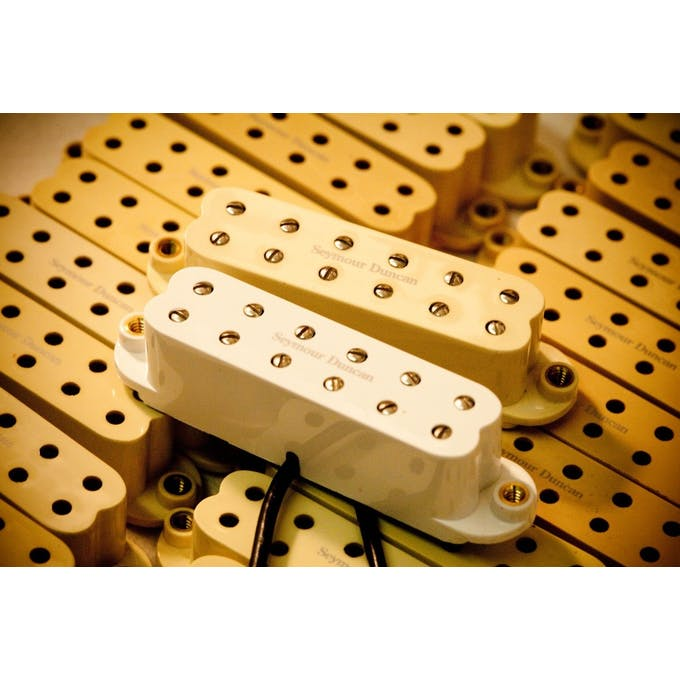 Seymour Duncan Custom Shop Pearly Gates For Strat Pickup, Middle -  Andertons Music Co