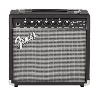 Fender Champion 20 20w 1x8 Combo Guitar Amp