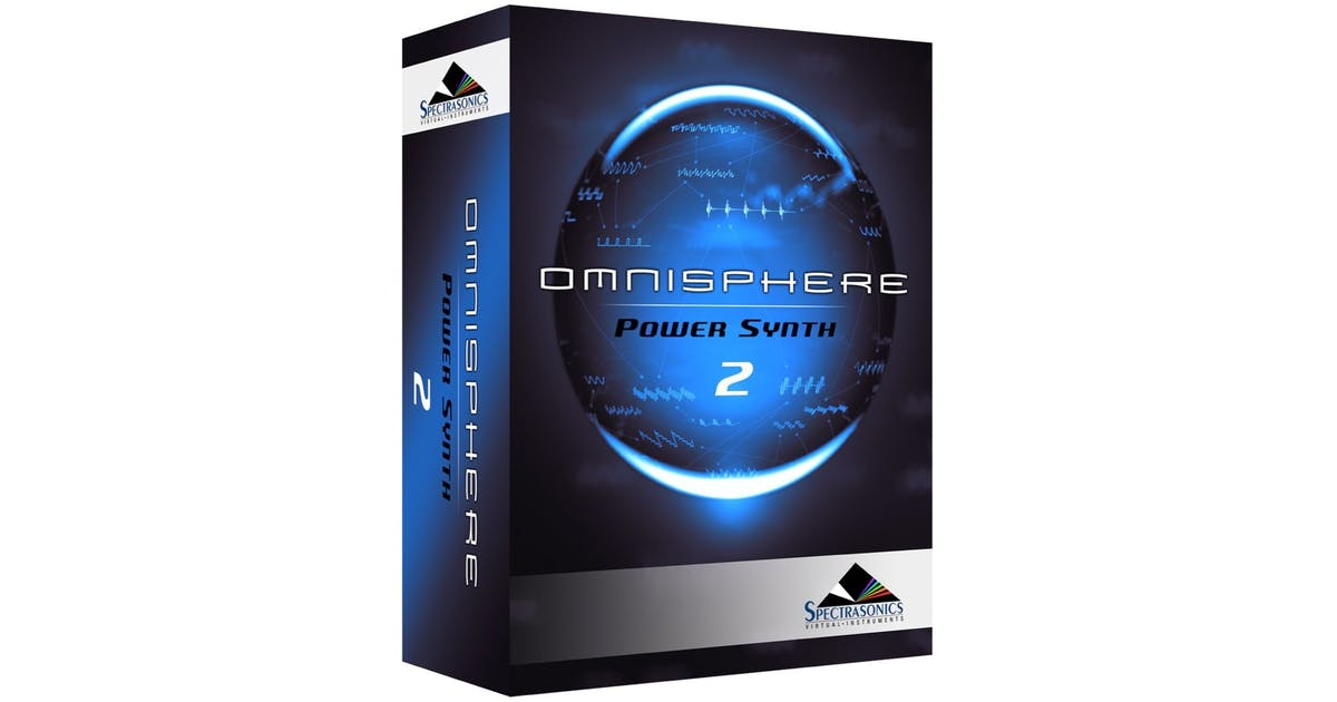 Spectrasonic Omnisphere Psychoacoustic Virtual Synth - Andertons Music Co