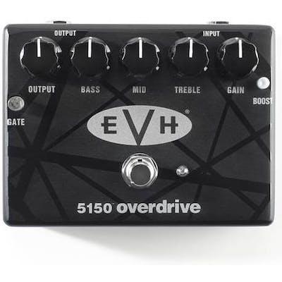 MXR 5150 Overdrive EVH Signature Drive Pedal
