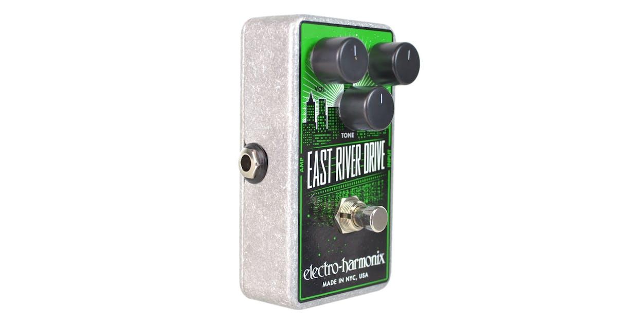 electro harmonix east river drive guitar fx pedal andertons music co. Black Bedroom Furniture Sets. Home Design Ideas