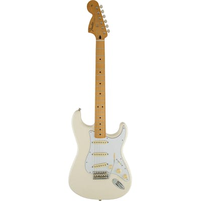 Fender Jimi Hendrix Strat in Olympic White