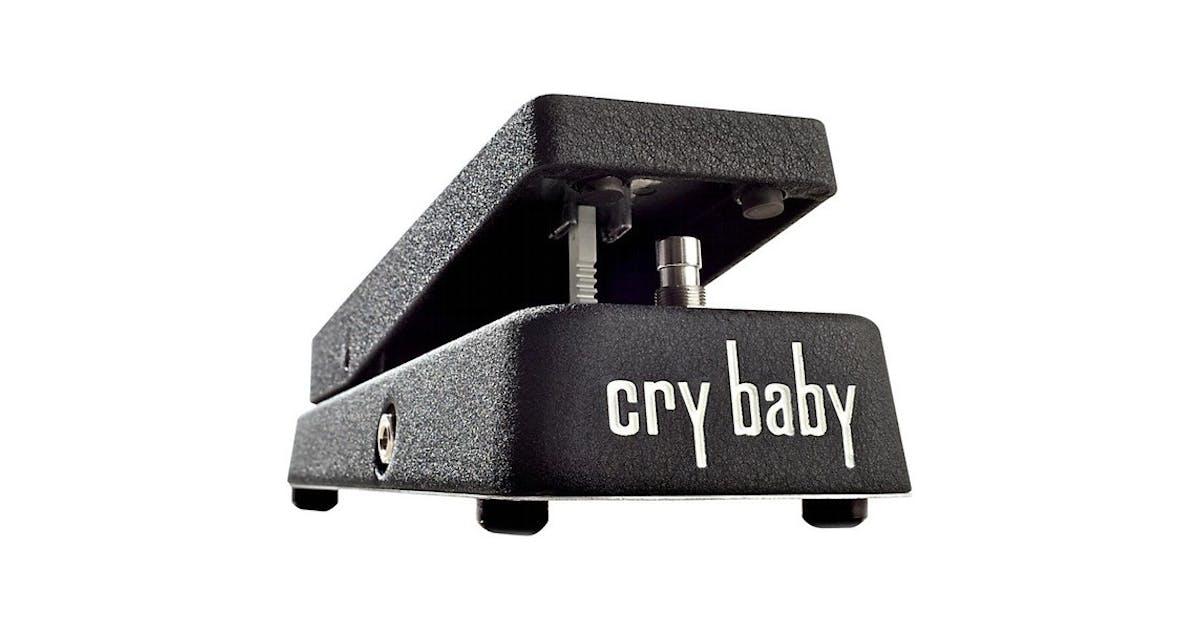 Jim Dunlop Cm95 Clyde Mccoy Wah Pedal Andertons Music Co
