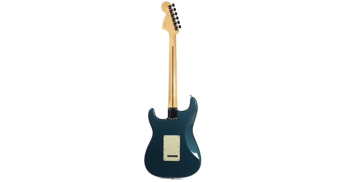 Fender Deluxe Lone Star Stratocaster Guitar in Ocean