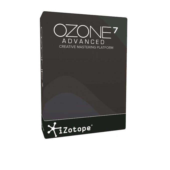 iZotope Ozone 7 Advanced - Complete Mastering System (ESD