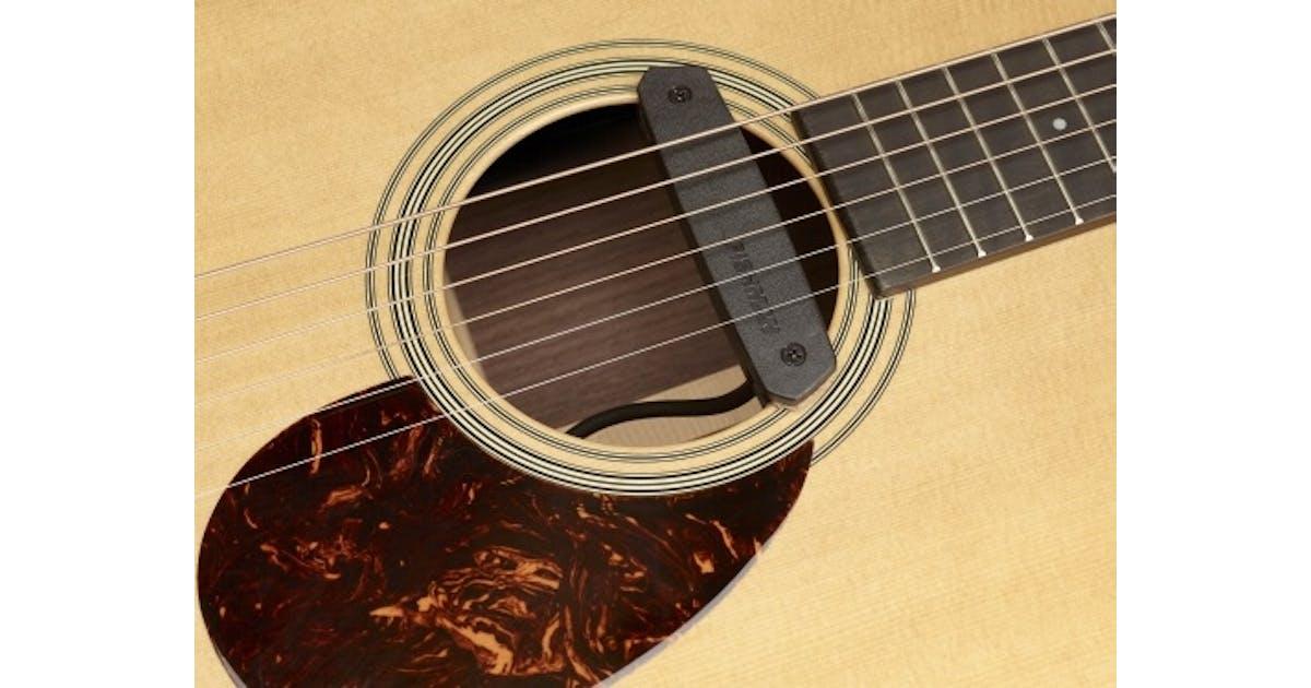 fishman neo d single coil passive acoustic pickup andertons music co. Black Bedroom Furniture Sets. Home Design Ideas