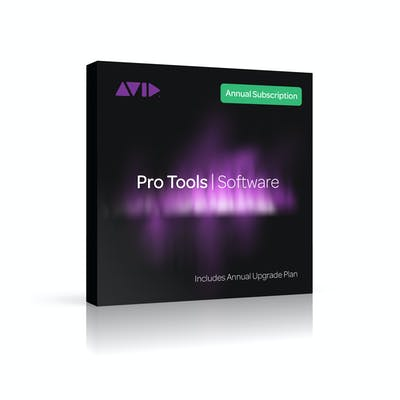 Pro Tools 12.4 Annual Subscription