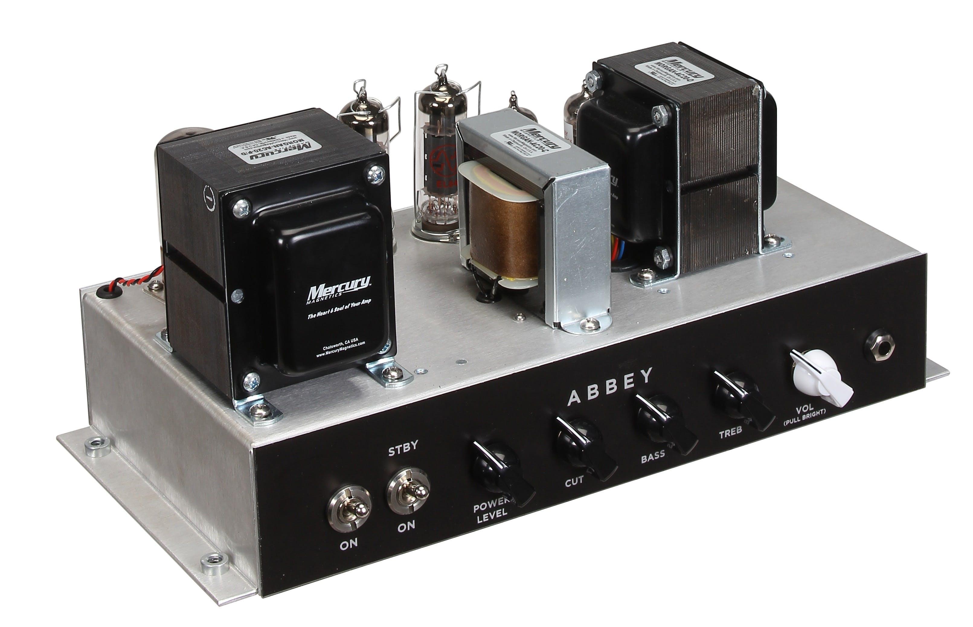 Morgan Abbey Head 20 Watt Power Scaled Top Boost Classic 23w Dual Audio Amplifier Circuit Andertons Music Co