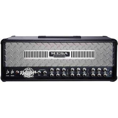 Mesa Boogie Dual Rectifier Classic Head Black Vinyl Front