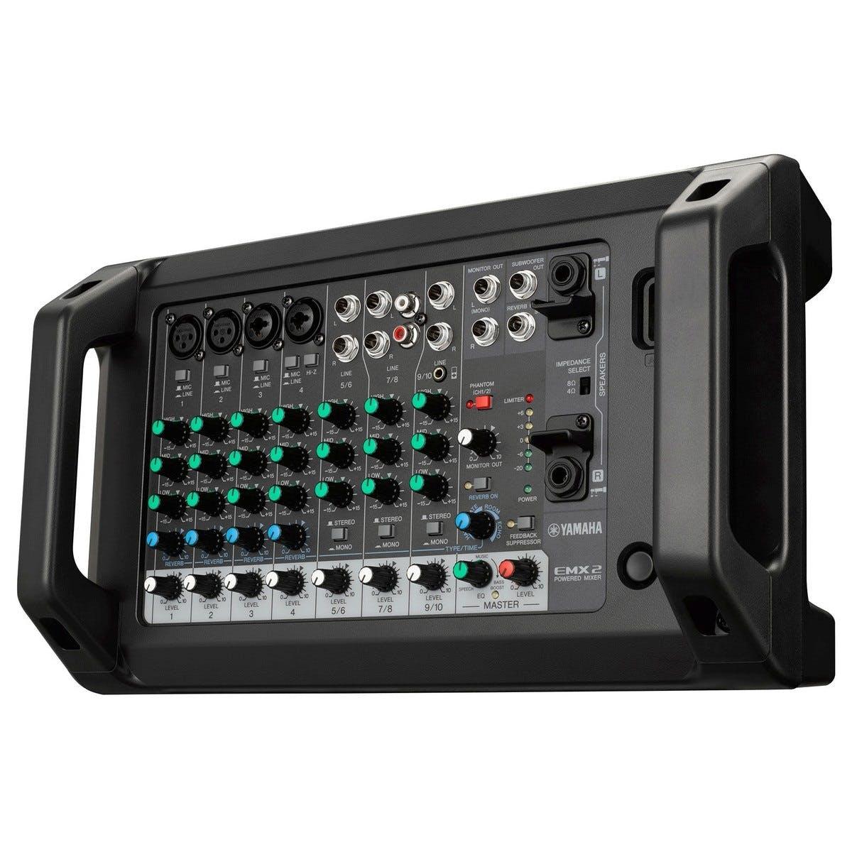 Yamaha Emx2 Powered Mixer Andertons Music Co Mgp12x