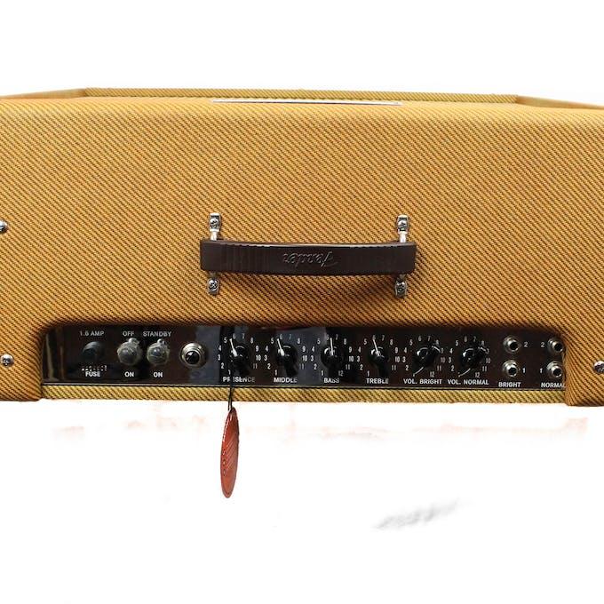 Fender 59 Bassman LTD Electric Guitar Amplifier - Andertons