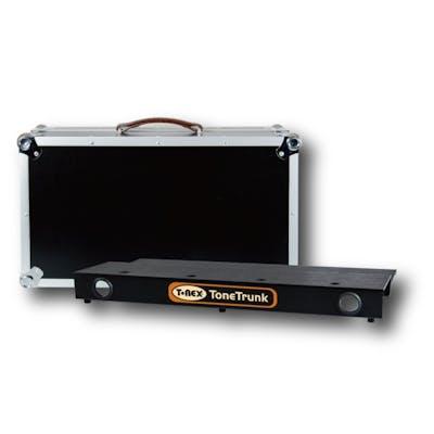 T-Rex Tonetrunk 56 Pedalboard w/Road Case