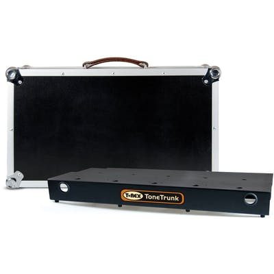 T-Rex Tonetrunk Pedalboard Major w/Road Case