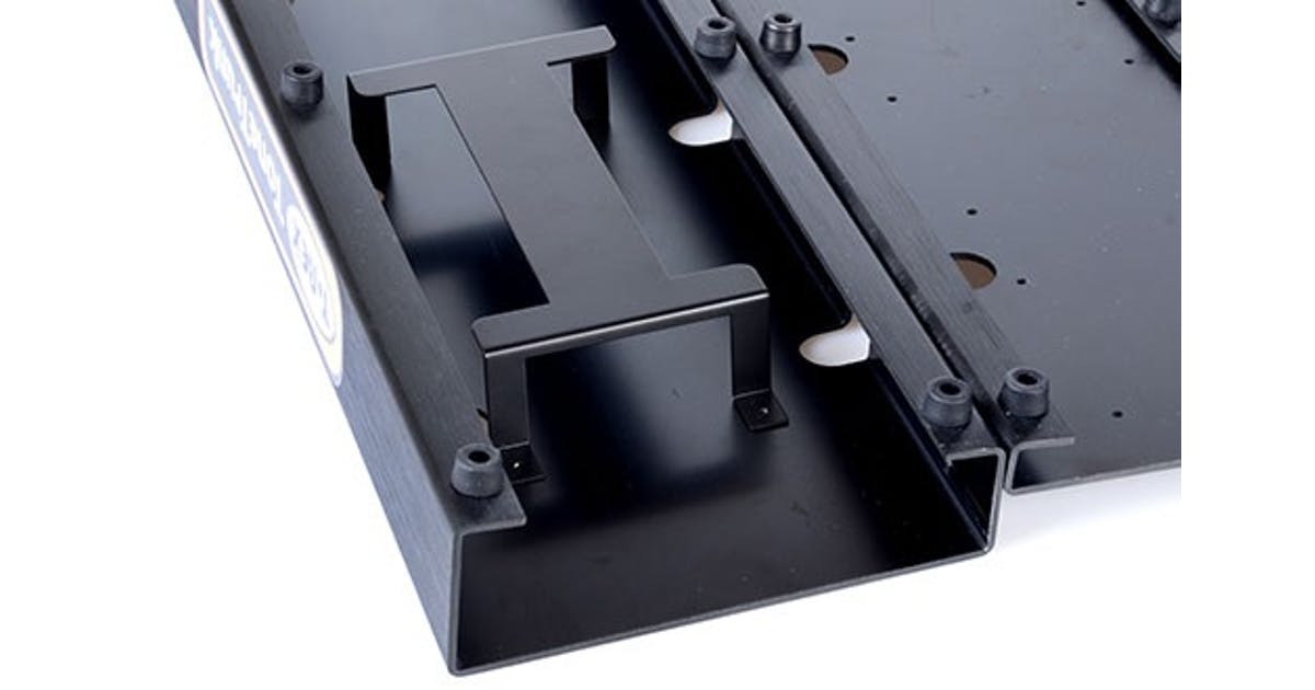 t rex power supply bracket designed for t rex fueltank andertons music co. Black Bedroom Furniture Sets. Home Design Ideas