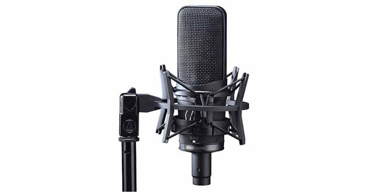 audio technica at4033 condenser mic andertons music co. Black Bedroom Furniture Sets. Home Design Ideas