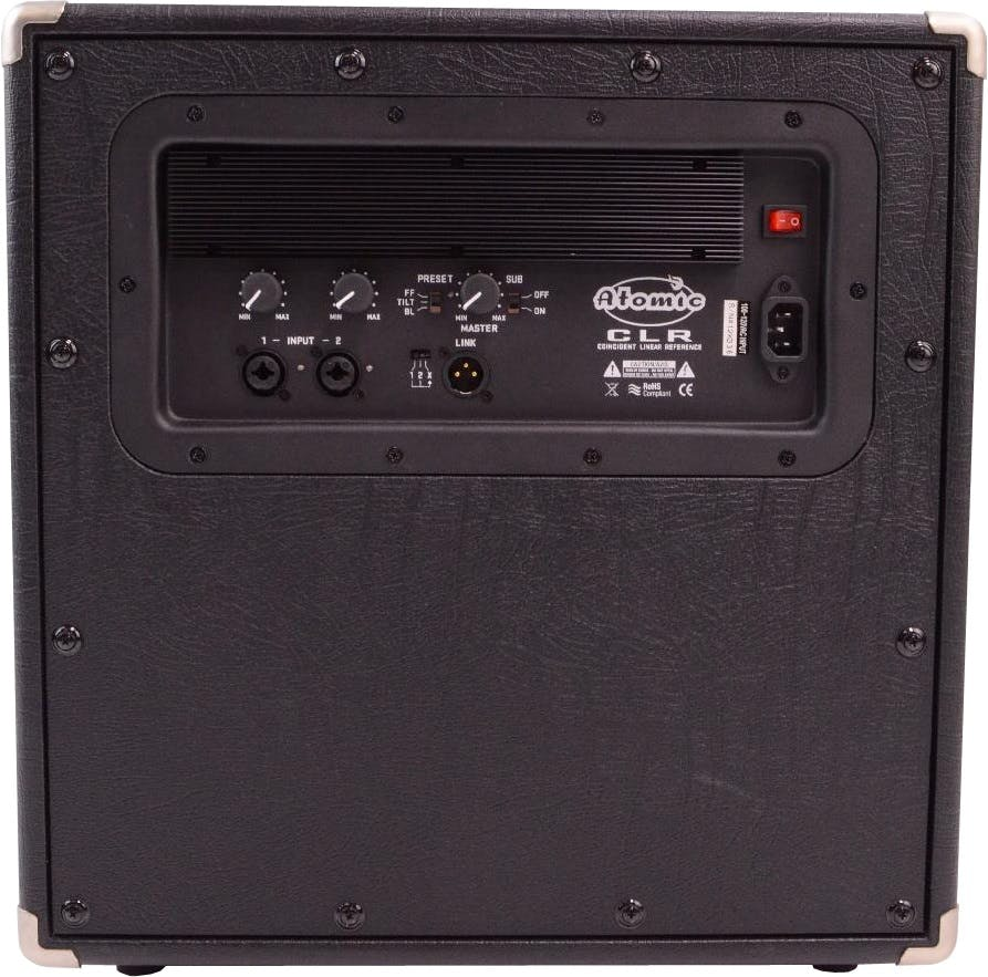 Atomic Active CLR FRFR Cabinet - Andertons Music Co