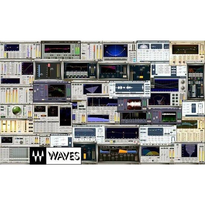 Waves Gold Plugin Bundle - Andertons Music Co