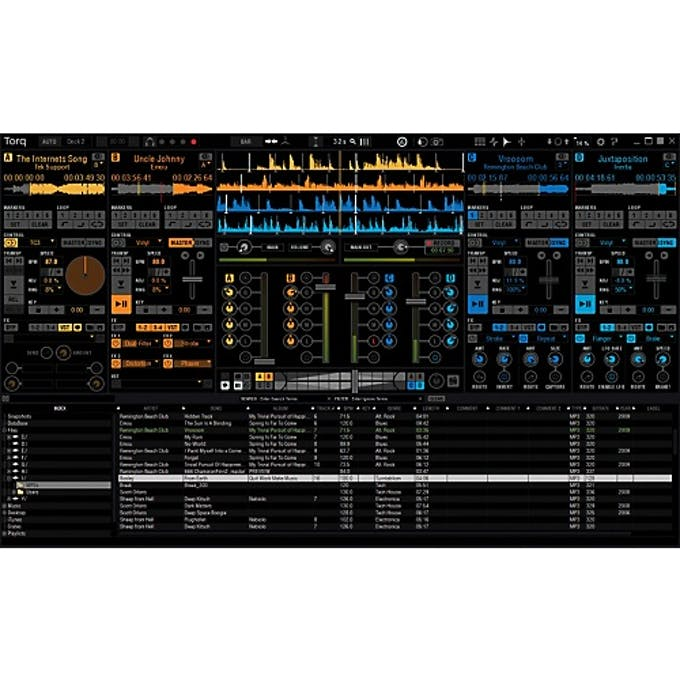 Avid Torq 2 DJ Performance Software - Andertons Music Co