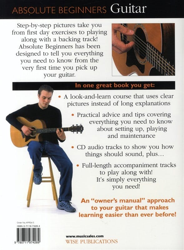 Guitar Beginner Book