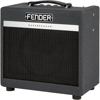 Fender Bassbreaker 007 1x10 Guitar Amp Combo