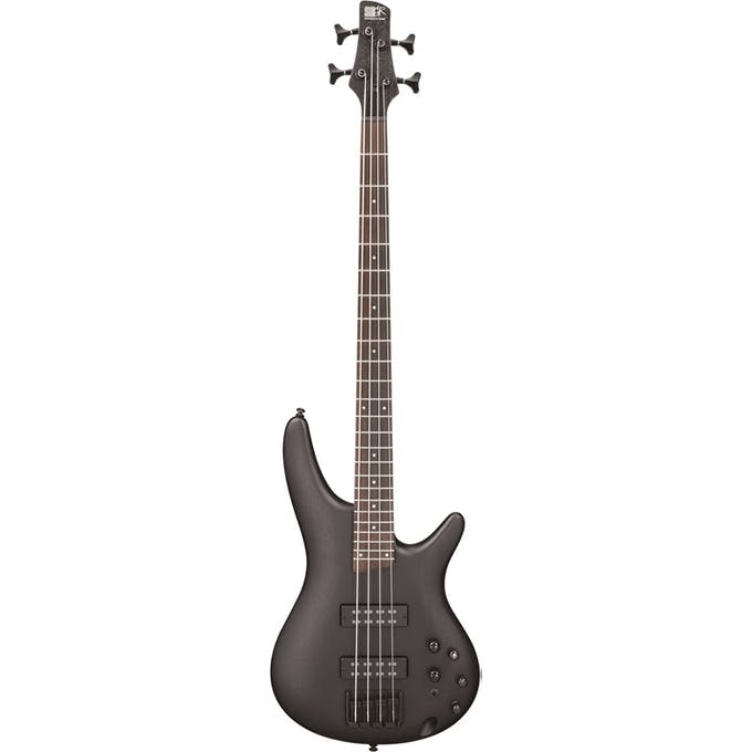 Ibanez SR300EB-WK b in Withered Black - Andertons Music Co.