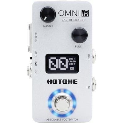 Hotone Omni IR Cab IR Loader Pedal
