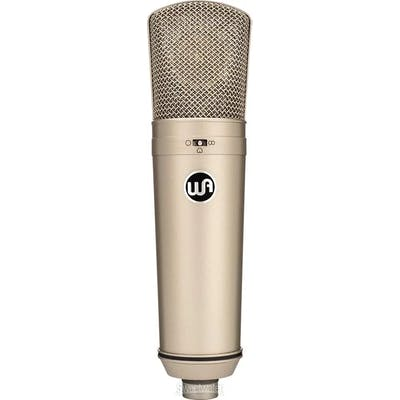Warm Audio WA-CLASSIC Vintage Condenser Microphone